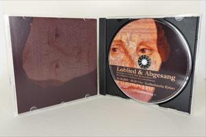 Das Werk auf CD